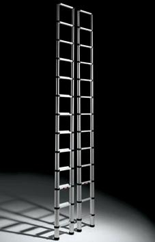 Telescopische ladder 3,8m 60mm (ref. 99032895)